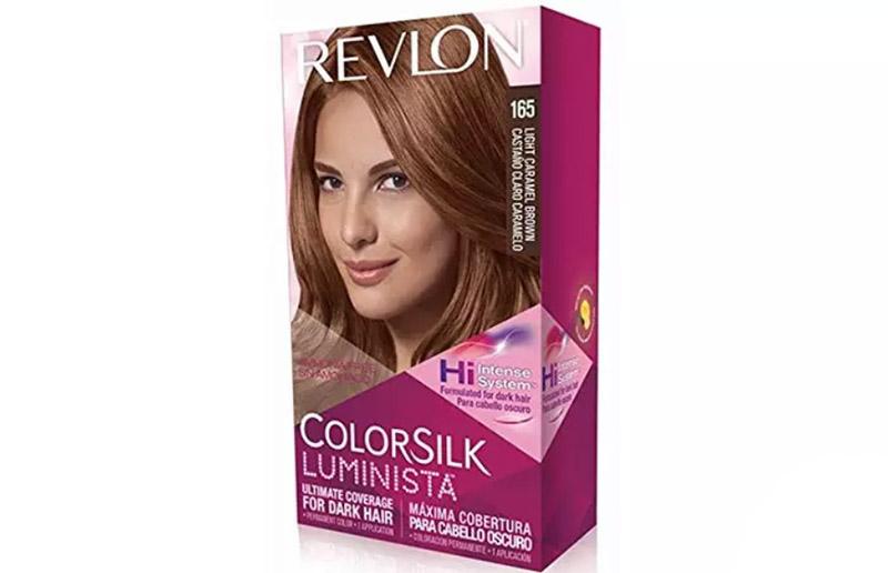 Revlon ColorSilk Luminista – Light Caramel Brown