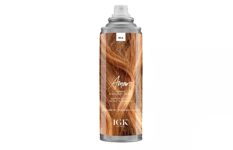 IGK Amaro Ombre Highlight Spray