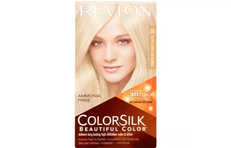 Revlon ColorSilk – Ultra Light Ash Blonde