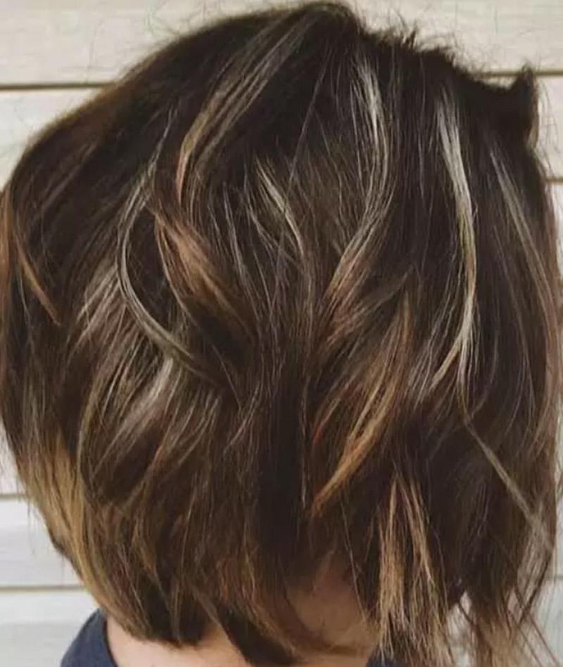 Kiểu tóc mang cảm hứng mùa thu