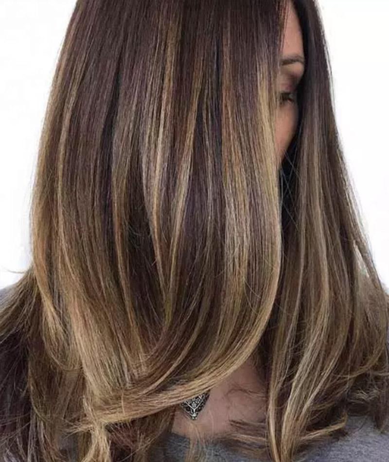 20 Kiểu tóc nhuộm Balayage thời thượng được săn đón hiện nay