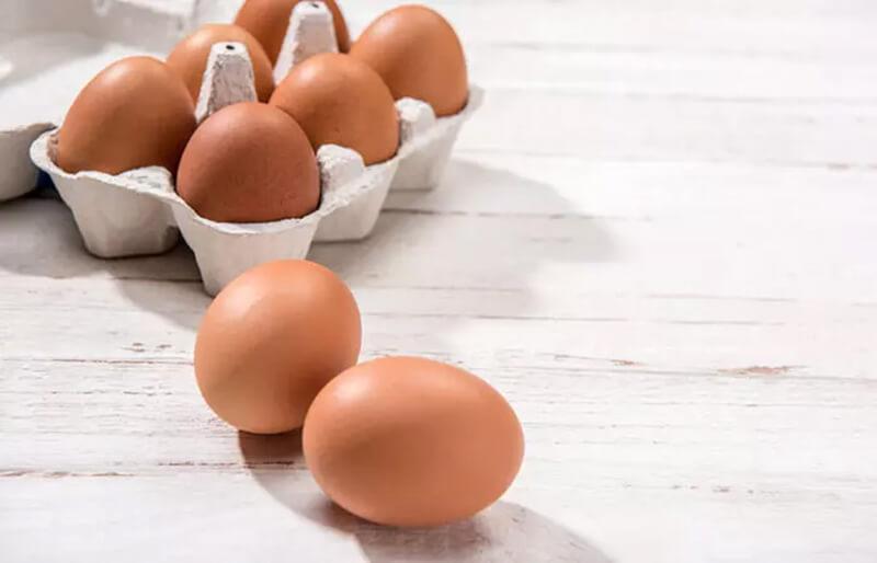 Shikakai và trứng