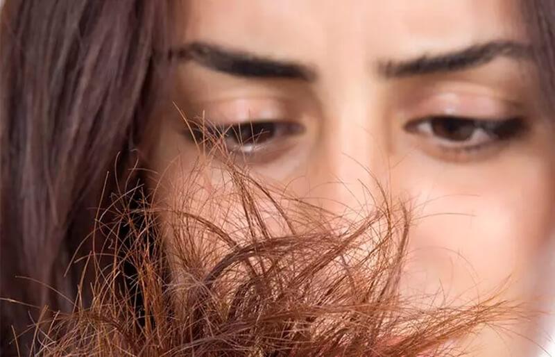 Làm hỏng kết cấu tóc tự nhiên
