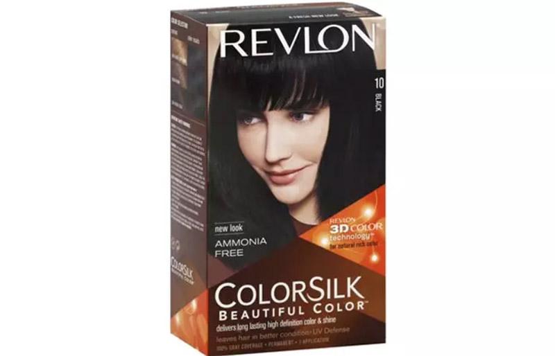 Revlon ColorSilk Beautiful Color – 10 Black