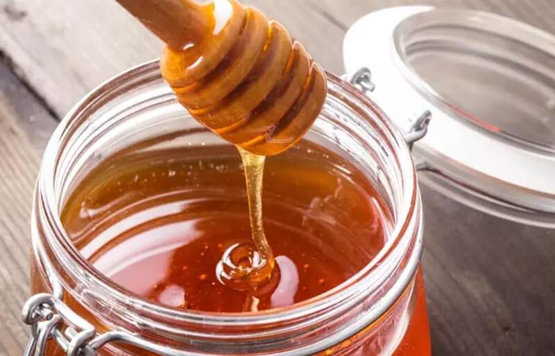 Mật ong giúp loại bỏ những sợi lông mọc ngược