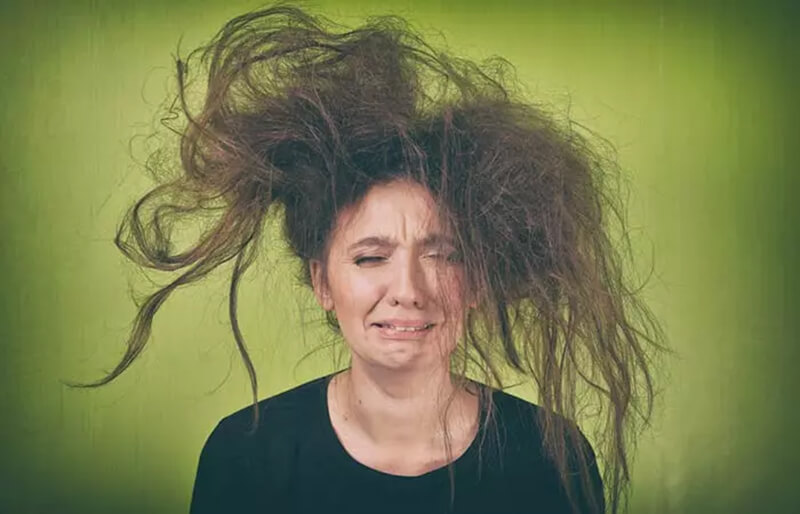 Làm khô tóc
