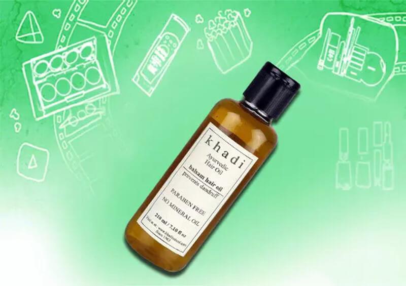 Dầu gội trị gàu Khadi Anti Dandruff Hair Oil