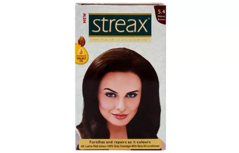 Streax Walnut Brown 5.4 Hair Colour