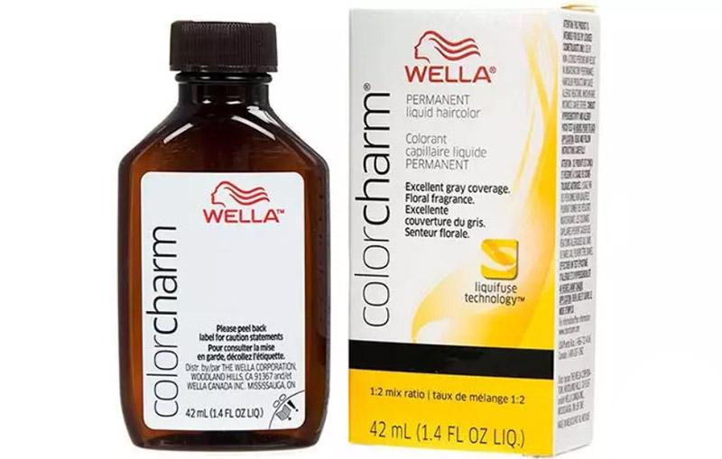 Wella Professionals Color Charm Permanent Liquid Color – Light Beige Blonde