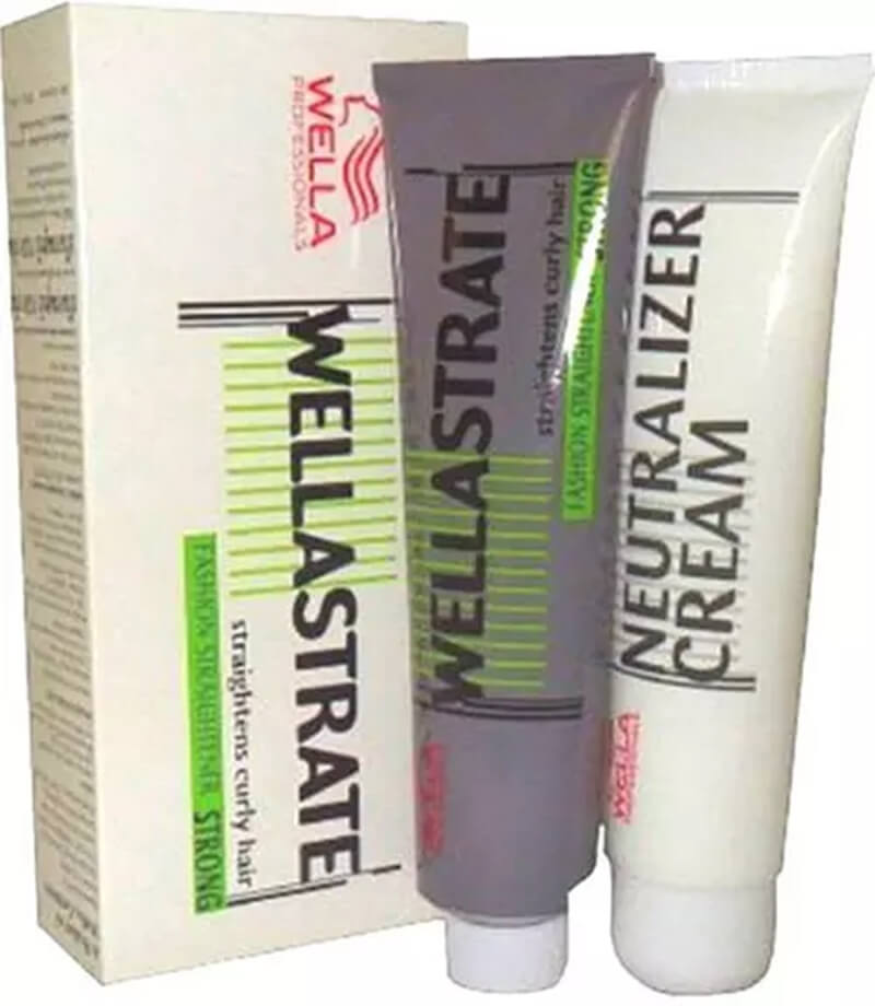 Wellastrate Straightening Cream – Strong