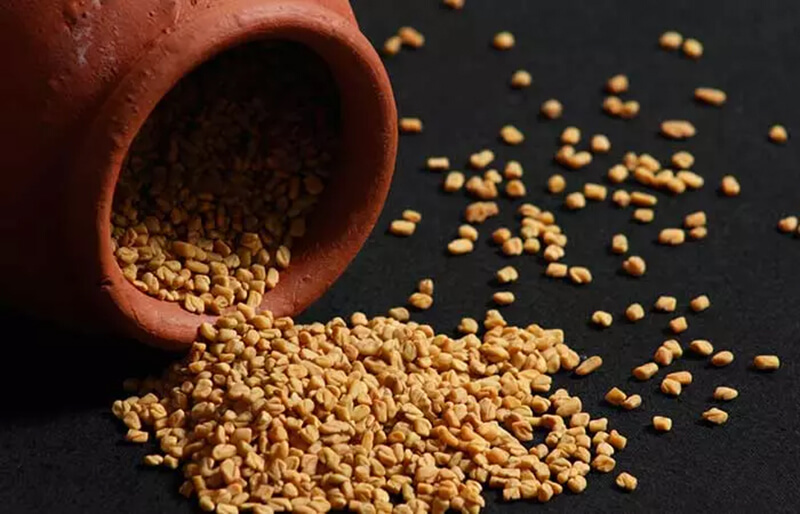 Hạt Methi hay còn được gọi là hạt cỏ cà ri