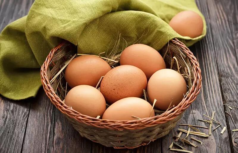 Trứng và chanh
