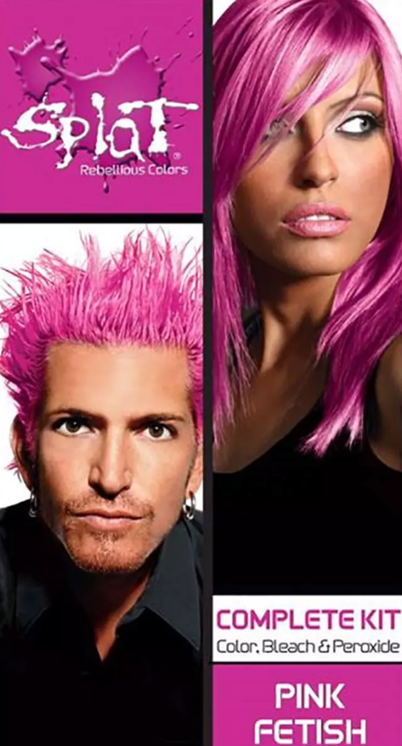 Splat Hair Dye
