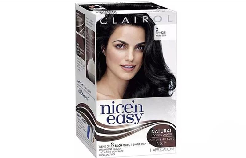 Clairol Nice'n Easy – Shade: 2/122, Natural Black