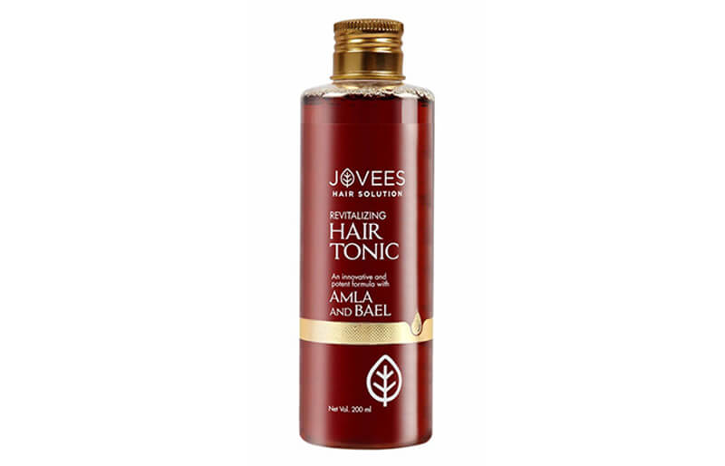 Jovees Amla And Bael Revitalising Hair Tonic