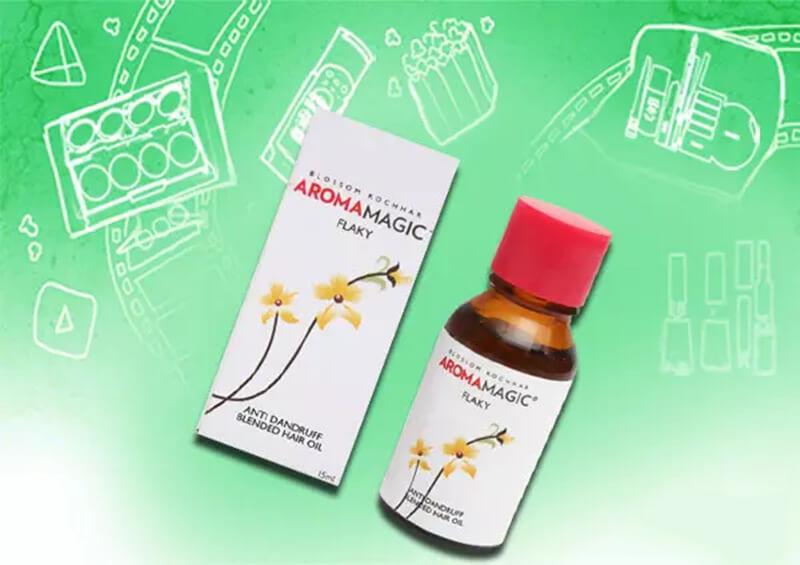 Dầu dưỡng tóc trị gàu Aroma Magic Anti Dandruff Hair Oil