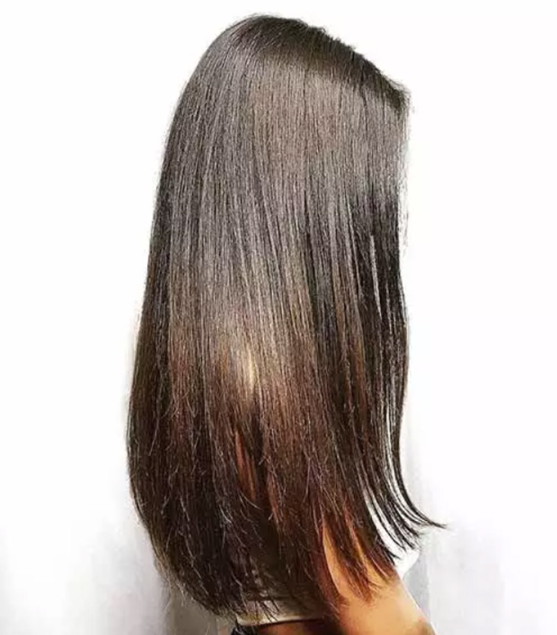 Màu tóc ombre huyền ảo