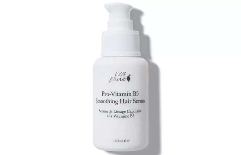 100% Pure Pro-Vitamin B5 Smoothing Hair Serum