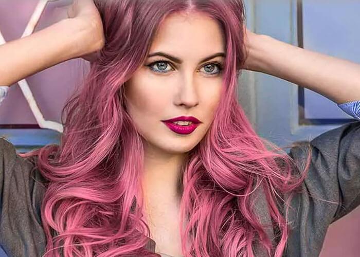 8 Mẹo trang điểm phù hợp cho từng màu tóc khác nhau nàng nên biết