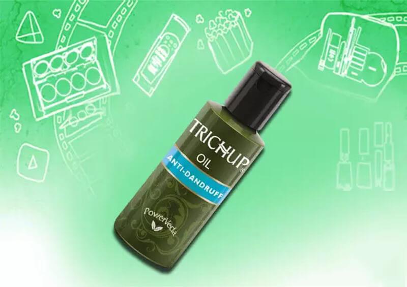 Dầu gội trị gàu Trichup Anti Dandruff Hair Oil