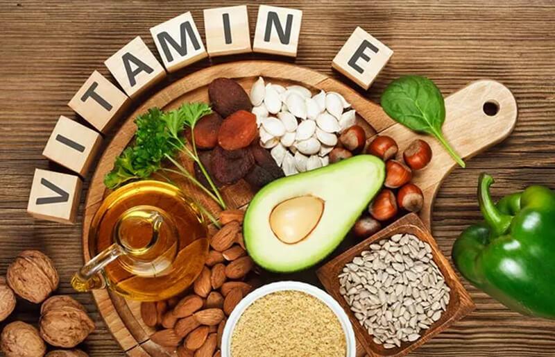 Ăn thực phẩm giàu vitamin E