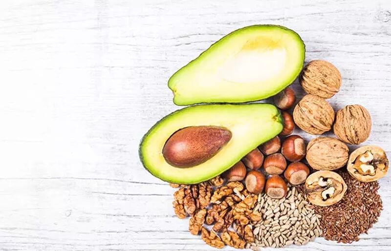 Axit béo Omega-3 và Omega-6
