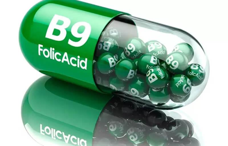 Axit Folic (Folate)