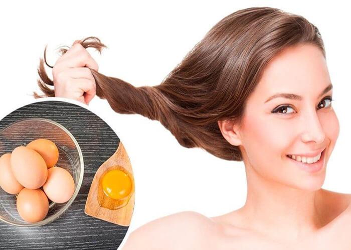 Bí quyết kích thích mọc tóc cực nhanh nhờ vào công thức trứng gà