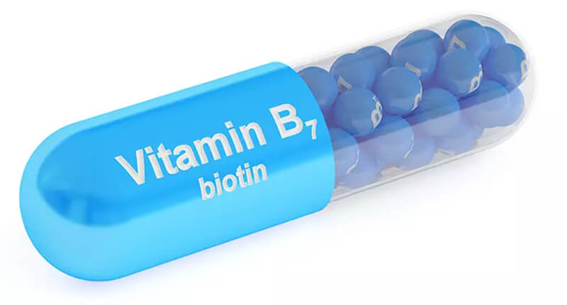 Bổ sung Biotin