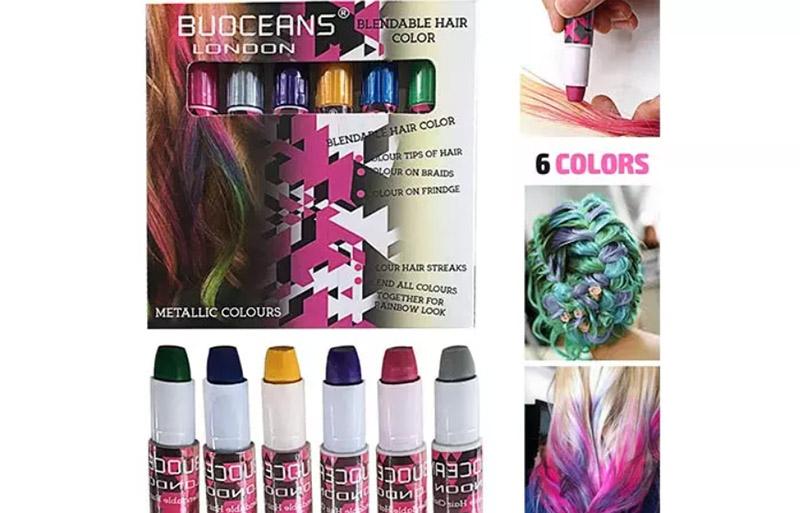 Buoceans London Blendable Hair Color