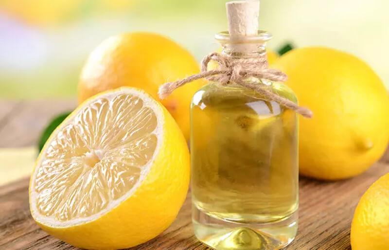 Chanh kết hợp với dầu thầu dầu và dầu ô liu giúp kích thích mọc tóc