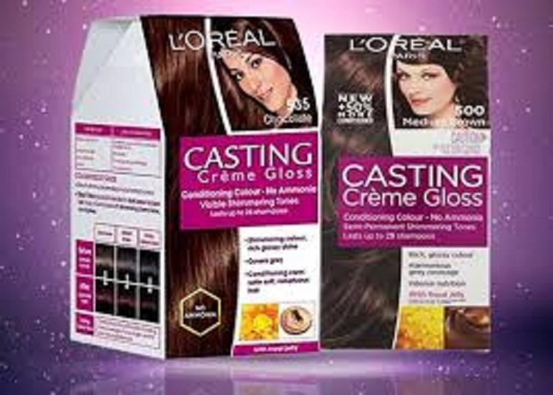 Đánh giá màu tóc L'Oreal Paris Casting Creme Gloss