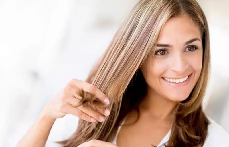 Dầu thầu dầu điều trị mọc tóc