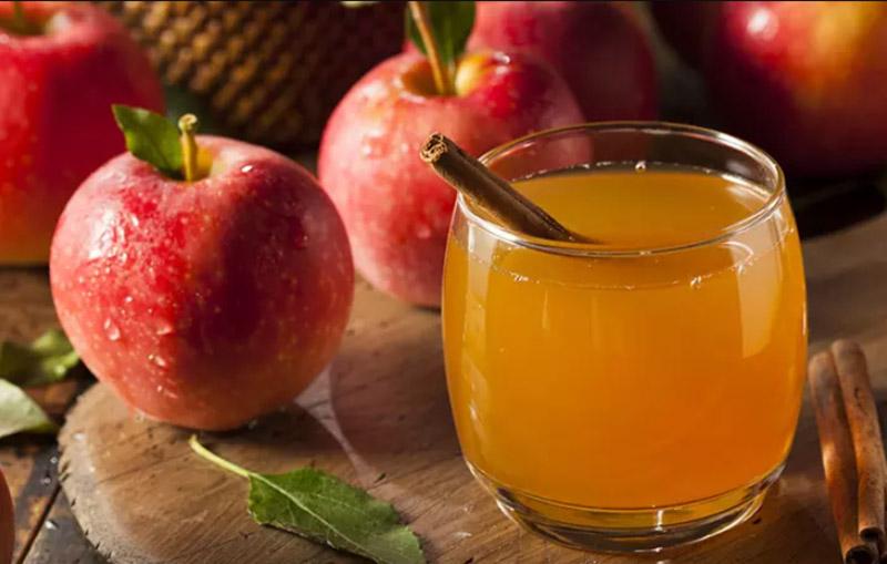 Dầu xả giấm táo
