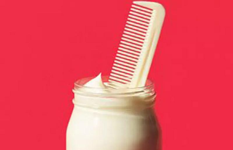 Dưỡng ẩm tóc với Mayonnaise