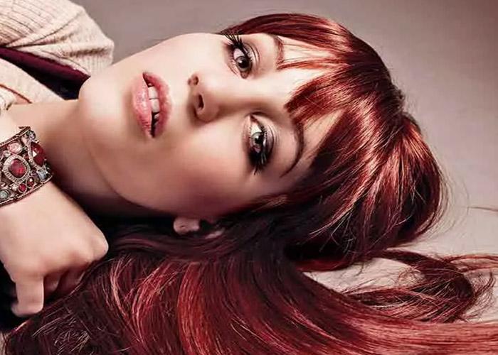 Gợi ý 20 màu tóc Mahogany huyền diệu hợp thời trang cho các cô nàng