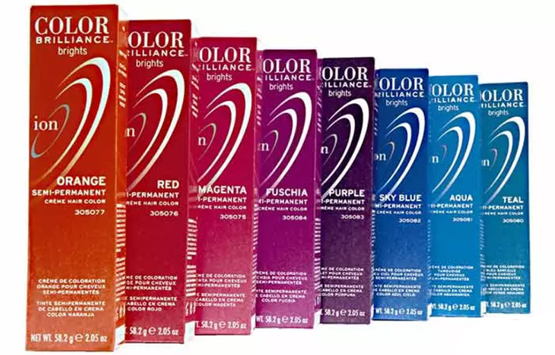 Ion Color Brilliance Semi-Permanent Brights Hair Color