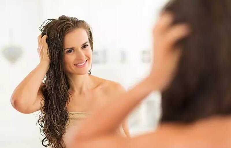 Kháng khuẩn cho tóc