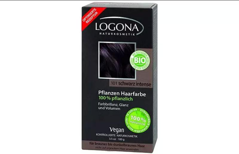 Logona Natural Herbal Botanical Hair Color