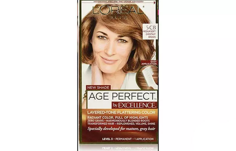 L'Oreal Paris Age Perfect By Excellence – Medium Soft Chestnut Brown