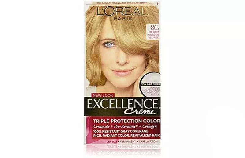 L'Oreal Paris Excellence Creme – Medium Golden Blonde