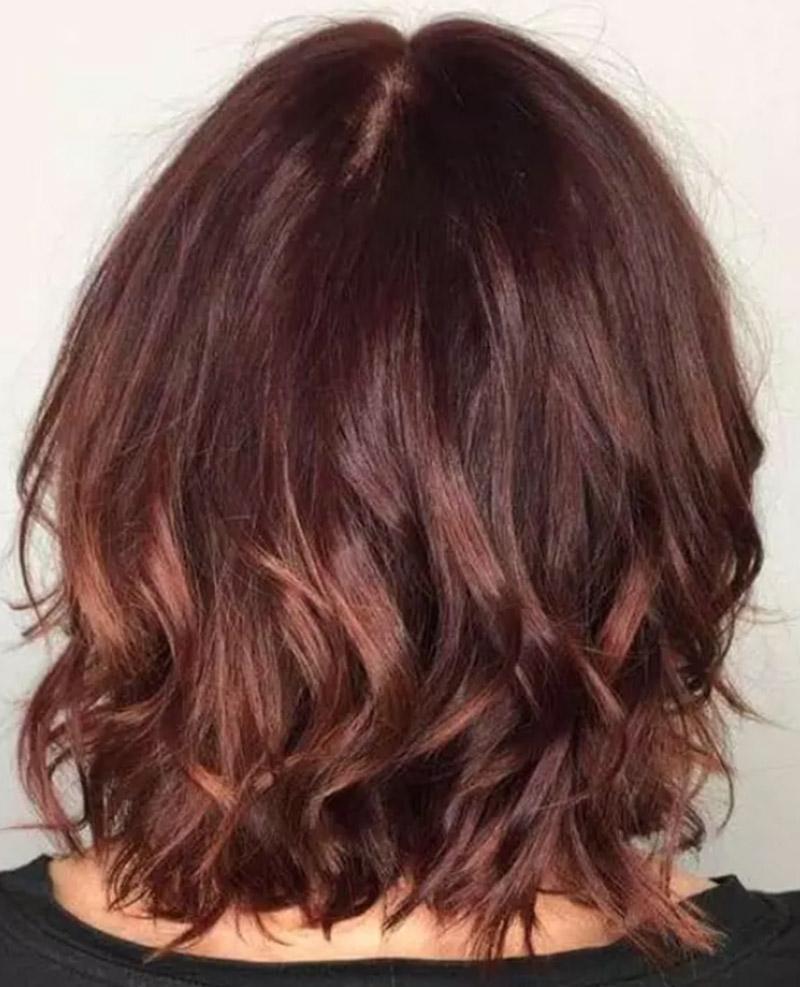 Mahogany vàng hồng