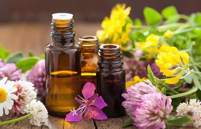 Massage tinh dầu