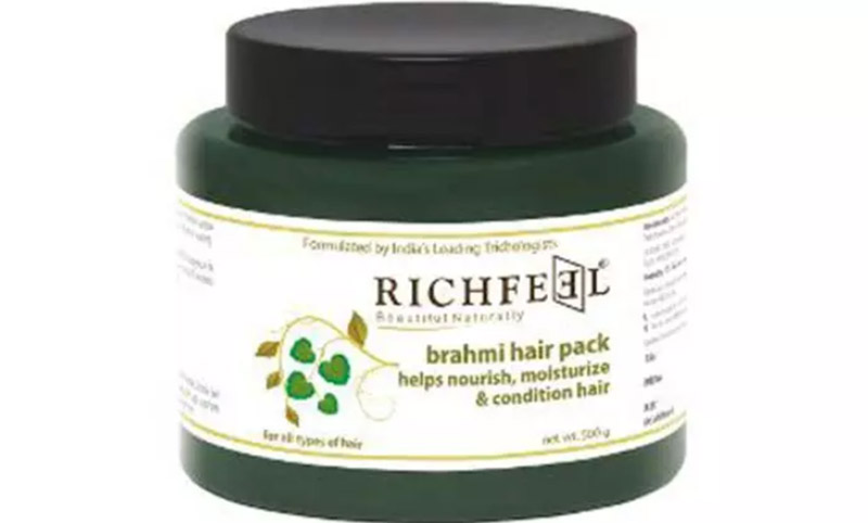 Mặt nạ tóc Brahmi Richfeel