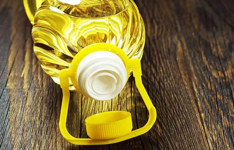 Mặt nạ tóc mật ong và dầu thực vật