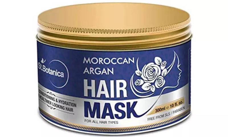Mặt nạ tóc Moroccan Argan của St. Botanica