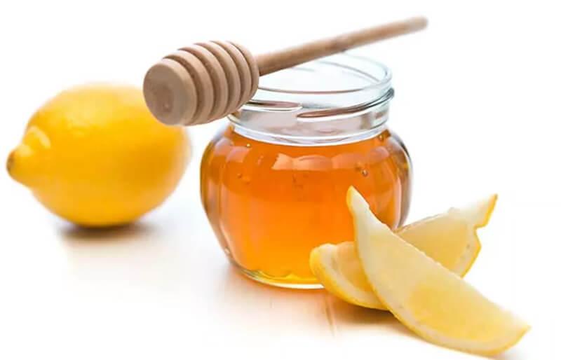 Chanh và mật ong