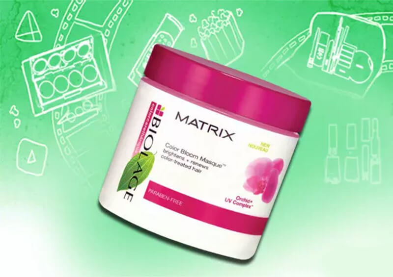 Matrix Biolage Colorcaretherapie Color Bloom Masque