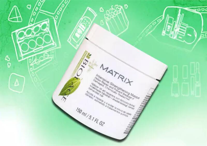 Matrix Biolage Fortetherapie Intensive Strengthening Masque