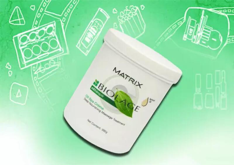 Matrix oil therapy Oil Spa Creme
